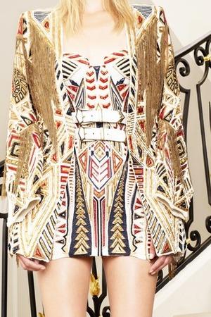 la-modella-mafia-Balmain-Resort-2012-Tribal-Print-Shopping-Inspiration-2
